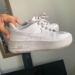 Nike airforce 1 platform